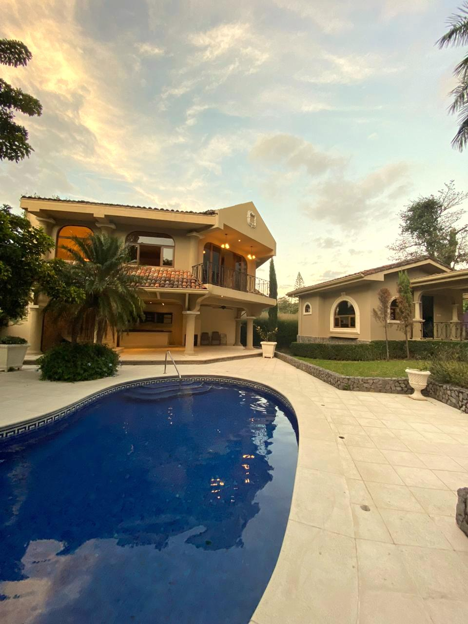 Costa Rica Mediterranean Mansion for sale