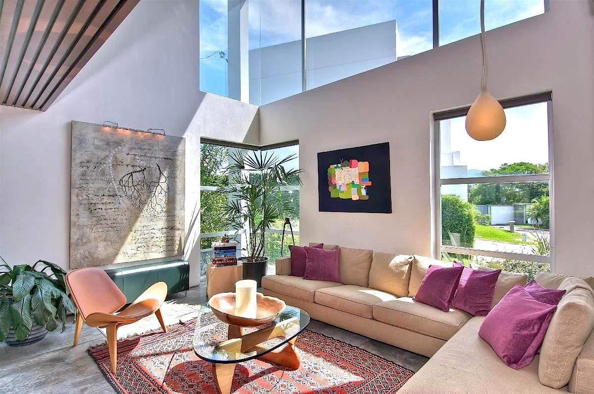 Modern design home in Escazu